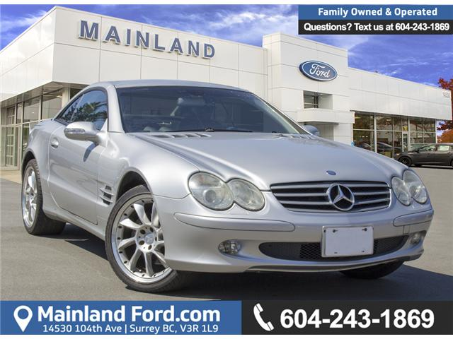 2003 Mercedes-Benz SL- CLASS SL500 (Stk: P2107) in Surrey - Image 1 of 21