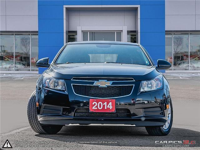 2014 Chevrolet Cruze 1LT (Stk: 8166TN) in Mississauga - Image 2 of 27