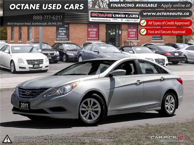 2011 Hyundai Sonata GL (Stk: ) in Scarborough - Image 1 of 27