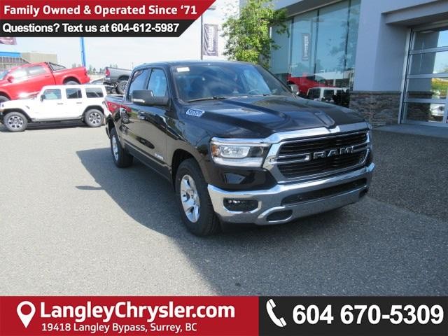 2019 RAM 1500 Big Horn (Stk: K527808) in Surrey - Image 1 of 16