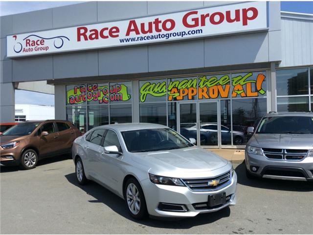 2017 Chevrolet Impala 1LT (Stk: 15907) in Dartmouth - Image 1 of 24