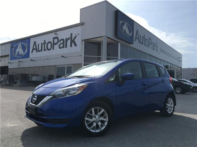 2017 Nissan Versa Note 1.6 SV (Stk: 17-59109RJB) in Barrie - Image 1 of 26