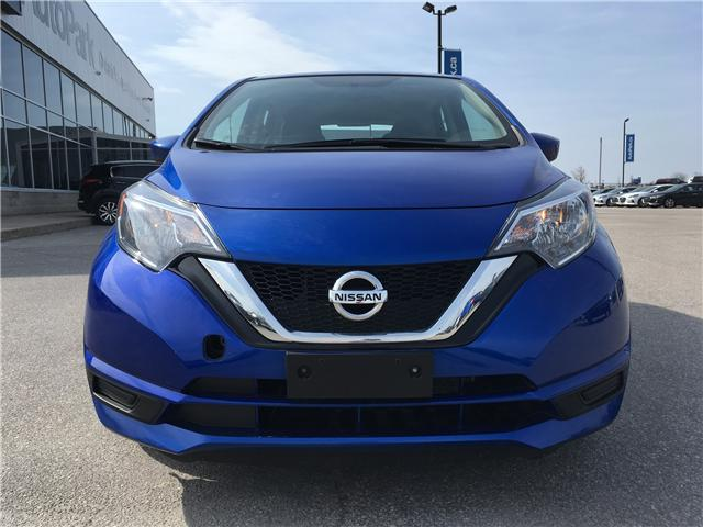 2017 Nissan Versa Note 1.6 SV (Stk: 17-59109RJB) in Barrie - Image 2 of 26