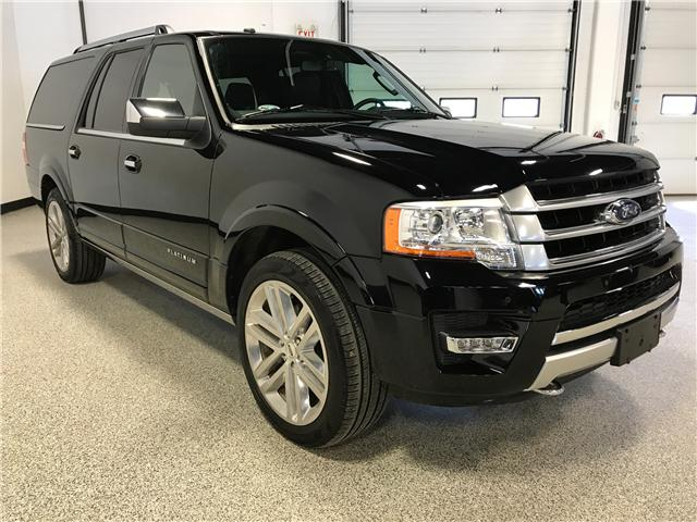 2017 Ford Expedition Max Platinum (Stk: P11519) in Calgary - Image 2 of 13