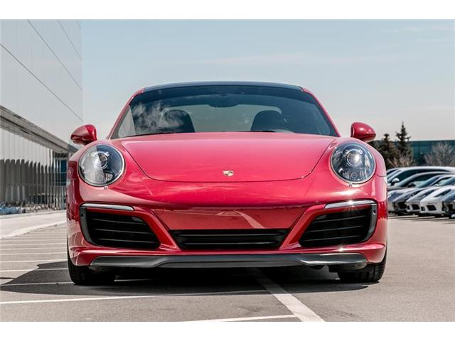 2017 Porsche 911 Carrera 4S Coupe PDK (Stk: U7060) in Vaughan - Image 2 of 22