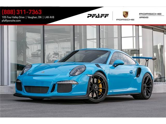 2016 Porsche 911 GT3 RS (Stk: U7073) in Vaughan - Image 1 of 22