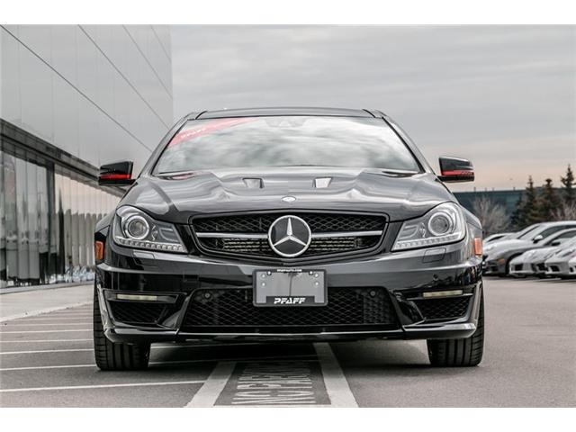 2015 Mercedes-Benz C63 AMG Coupe (Stk: P12427A) in Vaughan - Image 2 of 22