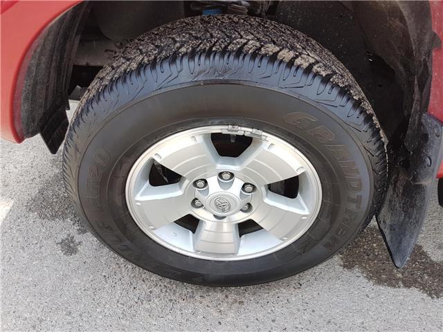 2013 Toyota Tacoma V6 (Stk: u00643) in Guelph - Image 9 of 30