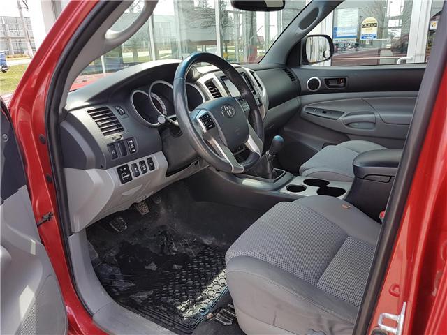 2013 Toyota Tacoma V6 (Stk: u00643) in Guelph - Image 12 of 30
