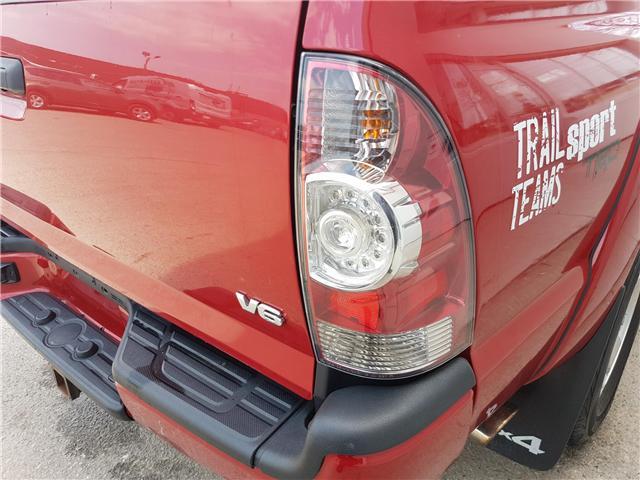 2013 Toyota Tacoma V6 (Stk: u00643) in Guelph - Image 17 of 30