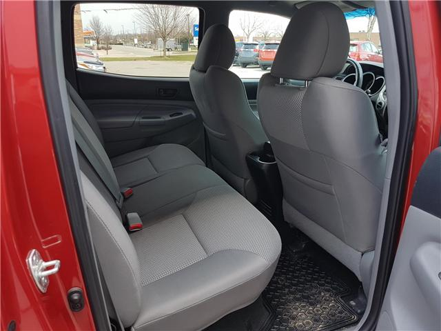 2013 Toyota Tacoma V6 (Stk: u00643) in Guelph - Image 18 of 30