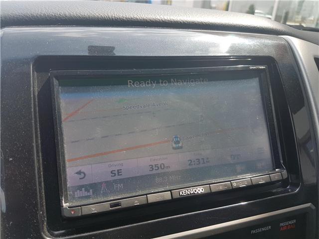 2013 Toyota Tacoma V6 (Stk: u00643) in Guelph - Image 25 of 30