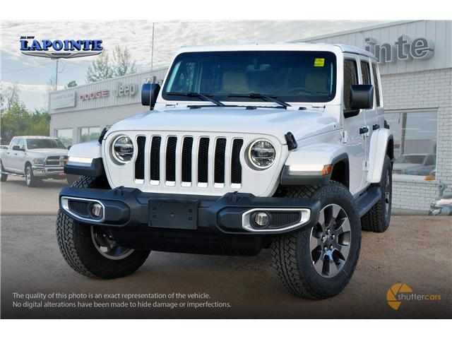 2018 Jeep Wrangler Unlimited Sahara (Stk: 18222) in Pembroke - Image 1 of 20