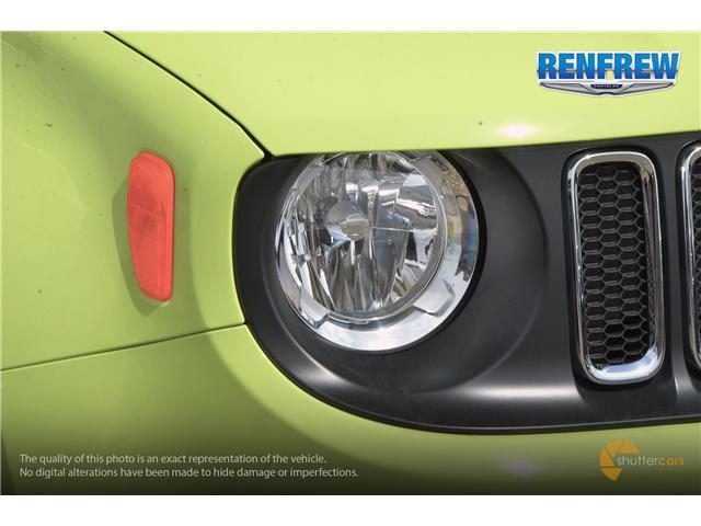 2018 Jeep Renegade Sport (Stk: J136) in Renfrew - Image 6 of 20