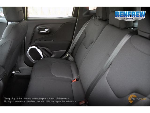 2018 Jeep Renegade Sport (Stk: J136) in Renfrew - Image 7 of 20