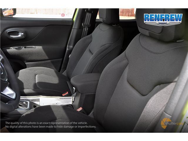 2018 Jeep Renegade Sport (Stk: J136) in Renfrew - Image 10 of 20
