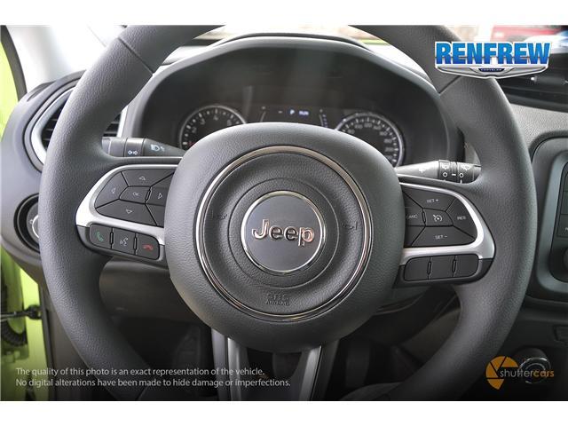 2018 Jeep Renegade Sport (Stk: J136) in Renfrew - Image 11 of 20