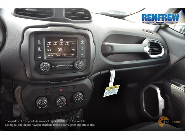 2018 Jeep Renegade Sport (Stk: J136) in Renfrew - Image 13 of 20