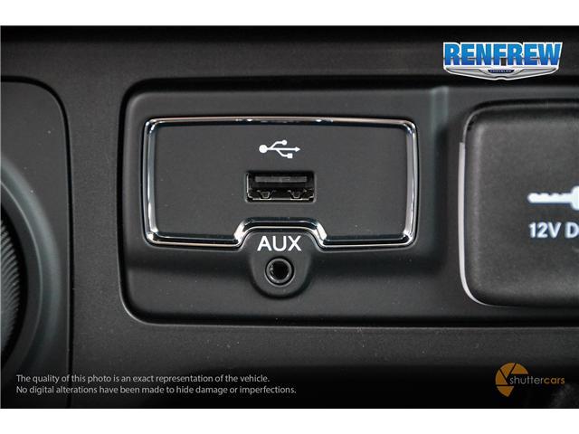 2018 Jeep Renegade Sport (Stk: J136) in Renfrew - Image 18 of 20