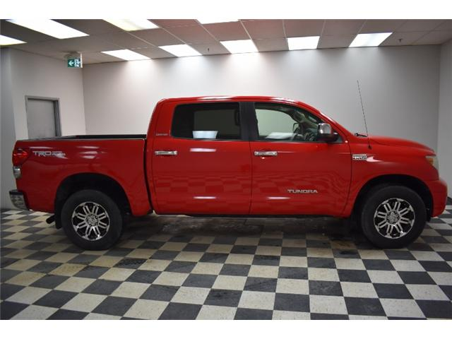 2007 Toyota Tundra LIMITED 4X4 CREW- LEATHER * SUNROOF * HEATED SEATS (Stk: B0987A) in Cornwall - Image 1 of 30