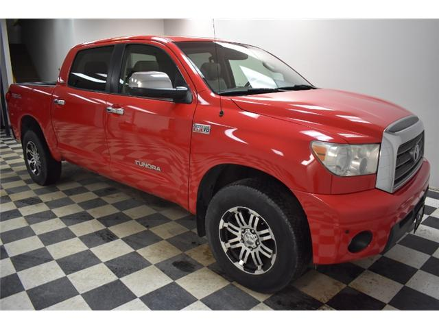 2007 Toyota Tundra LIMITED 4X4 CREW- LEATHER * SUNROOF * HEATED SEATS (Stk: B0987A) in Cornwall - Image 2 of 30