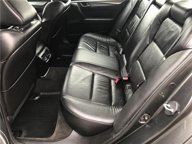2011 Acura TL Base (Stk: 1454F) in Lethbridge - Image 13 of 18