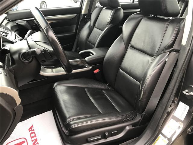 2011 Acura TL Base (Stk: 1454F) in Lethbridge - Image 4 of 18