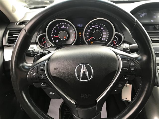 2011 Acura TL Base (Stk: 1454F) in Lethbridge - Image 6 of 18