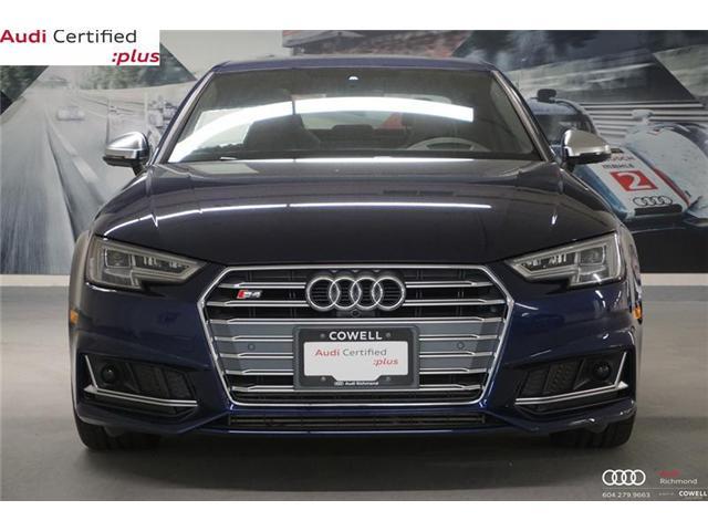 2018 Audi S4 3.0T Technik (Stk: A2381A) in Richmond - Image 2 of 20