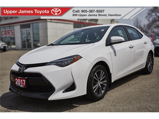 2017 Toyota Corolla LE (Stk: 69979) in Hamilton - Image 1 of 18