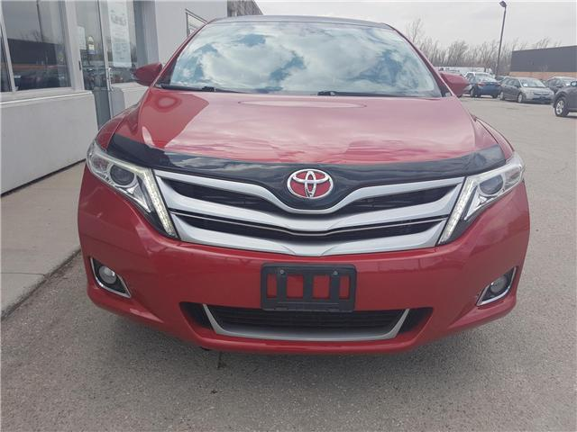2014 Toyota Venza Base V6 (Stk: U00651) in Guelph - Image 7 of 30