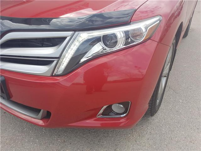 2014 Toyota Venza Base V6 (Stk: U00651) in Guelph - Image 8 of 30