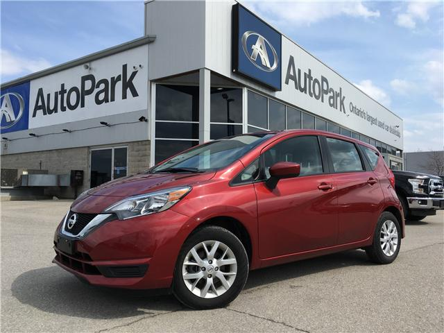 2017 Nissan Versa Note 1.6 SV (Stk: 17-58186RJB) in Barrie - Image 1 of 25
