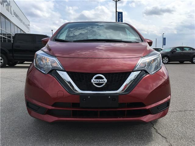 2017 Nissan Versa Note 1.6 SV (Stk: 17-58186RJB) in Barrie - Image 2 of 25