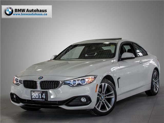 2014 BMW 428i xDrive (Stk: N17272A) in Thornhill - Image 1 of 19
