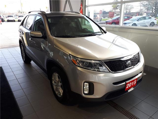 2015 Kia Sorento LX V6 (Stk: K18390A) in Windsor - Image 1 of 12