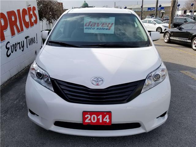 2014 Toyota Sienna 7 Passenger (Stk: 18-211) in Oshawa - Image 2 of 14