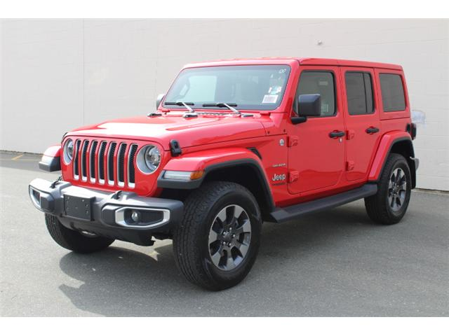 2018 Jeep Wrangler Unlimited Sahara (Stk: W124800) in Courtenay - Image 2 of 30