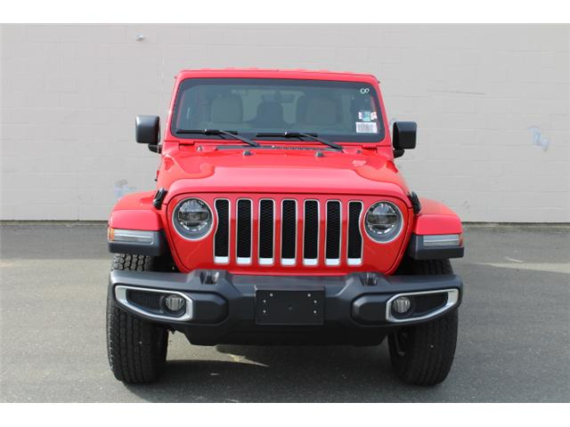 2018 Jeep Wrangler Unlimited Sahara (Stk: W124800) in Courtenay - Image 23 of 30