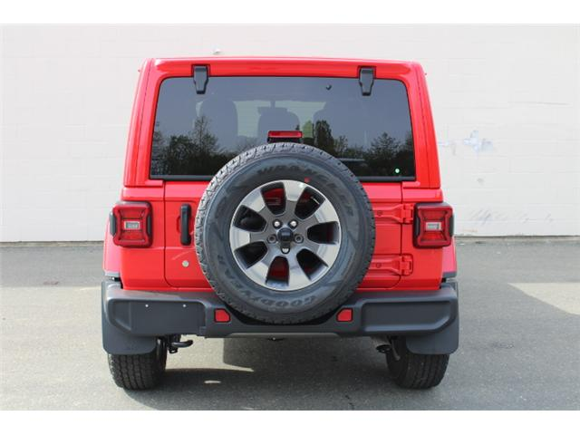 2018 Jeep Wrangler Unlimited Sahara (Stk: W124800) in Courtenay - Image 25 of 30