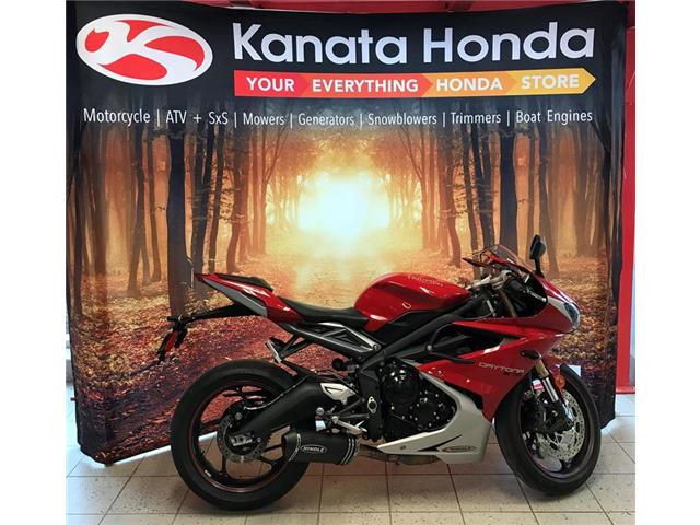 2016 Triumph Unlisted Item  (Stk: HM0885A) in Kanata - Image 2 of 4