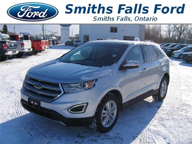2018 Ford Edge SEL (Stk: 1854) in Smiths Falls - Image 1 of 12