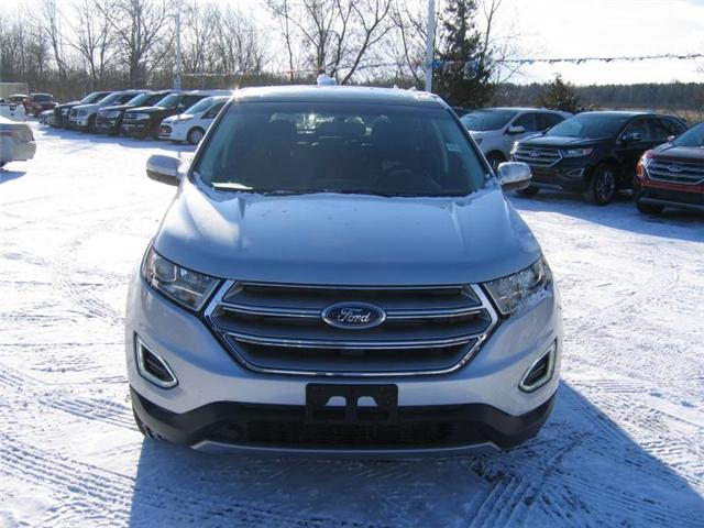 2018 Ford Edge SEL (Stk: 1854) in Smiths Falls - Image 2 of 12