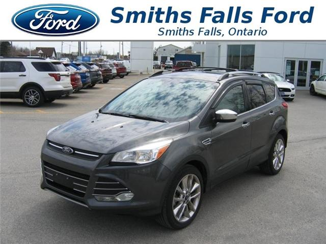 2015 Ford Escape SE (Stk: W1050) in Smiths Falls - Image 1 of 12