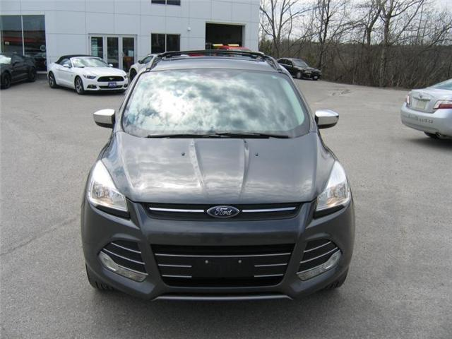 2015 Ford Escape SE (Stk: W1050) in Smiths Falls - Image 2 of 12