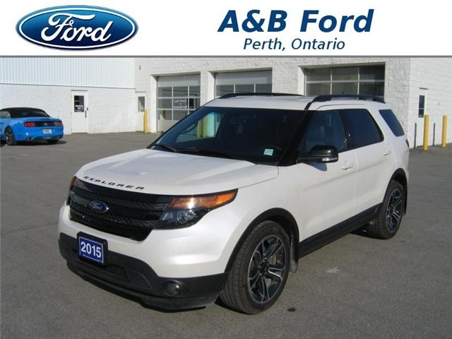2015 Ford Explorer Sport (Stk: 18133A) in Perth - Image 1 of 12