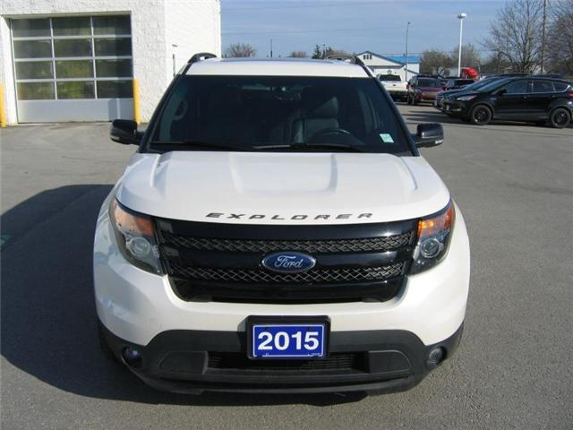 2015 Ford Explorer Sport (Stk: 18133A) in Perth - Image 2 of 12