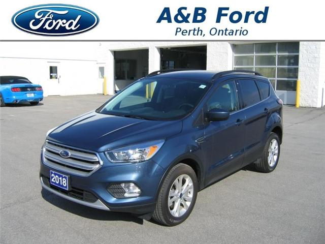 2018 Ford Escape SE (Stk: 18149) in Perth - Image 1 of 11