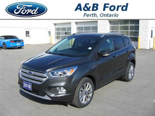 2018 Ford Escape Titanium (Stk: 1891) in Perth - Image 1 of 12