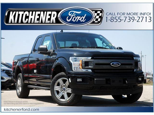 2018 Ford F-150  (Stk: 8F6450) in Kitchener - Image 1 of 4